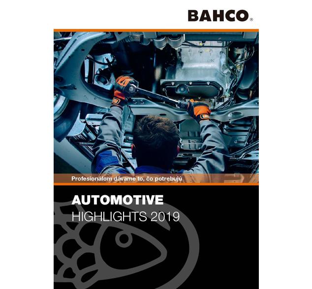 Automotive Highlights 2019