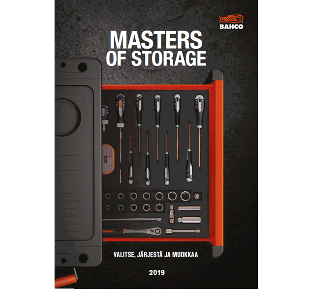 MASTERS OF STORAGE
