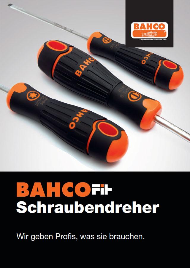 BahcoFit Schraubendreher